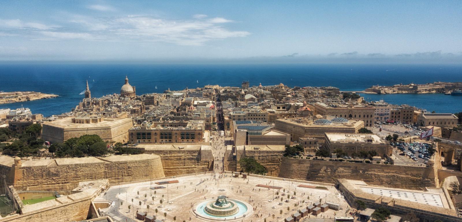 promotion séjour linguistique à malte voyage